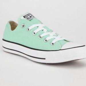 Best 25 Deals for Mint Green Converse Shoes   Poshmark